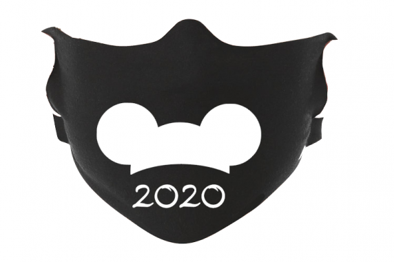 Custom Disney Face Mask