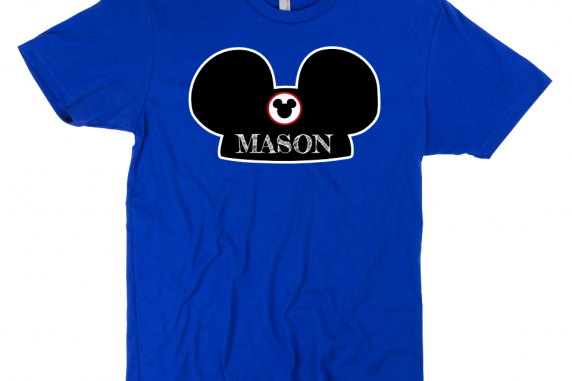 Disney Mickey Mouse Matching Family Shirts