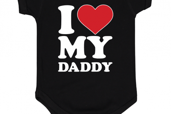First Fathers Day Gift ONESIE