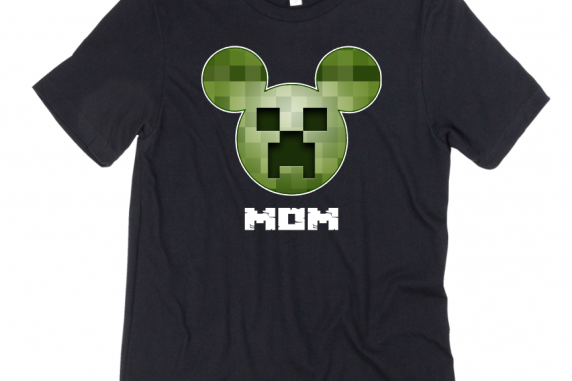 minecraft mickey mouse mickey ears