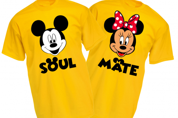 Couples Soul Mate Tshirts