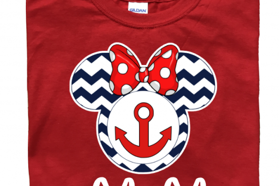 Disney Family Cruise Matching Vacation T-Shirts