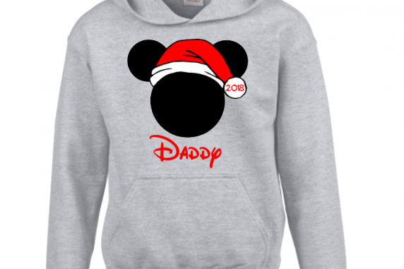 Disney Christmas Mickey and Minnie Family Vacation Hoodie or Sweater