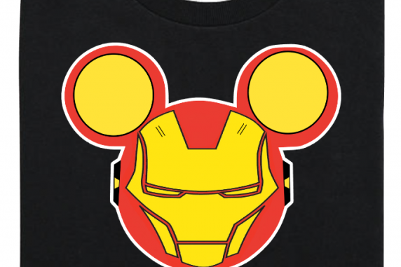 Mickey Ears of Avengers Infinity War Characters