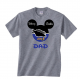 Disney Family Cruise Ship Vacation T-Shirts - Gray