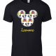 Disney Family Mickey Sketch Custom T-Shirts