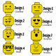 Facial Expression Legoland T-Shirts