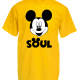 Couples Soul Mate Tshirts Mickey