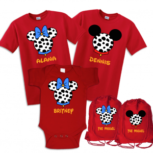 Family custom t shirts the official site of logan to layla for Custom t shirts family vacation