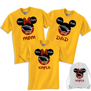 Disney Family Cruise Ship Vacation T-Shirts