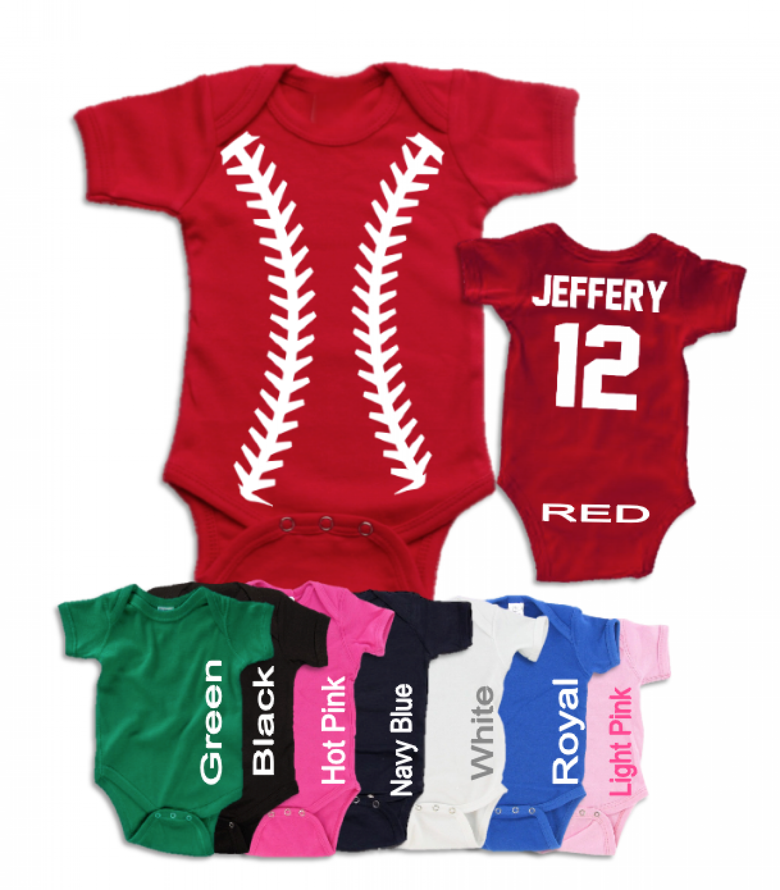 ce5e8954f5044 Baseball Jersey Personalized with Name and Number