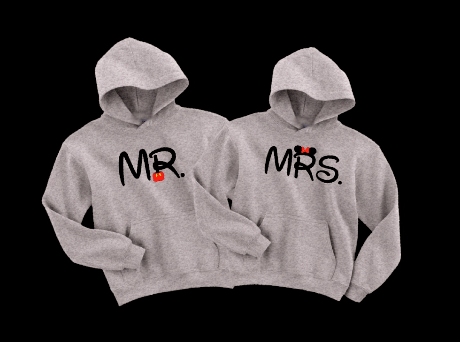 Mr And Mrs Sweatshirt The Official Site Of Logantolayla Check out our nightmare before christmas hoodie selection for the very best in unique or custom, handmade pieces from our clothing shops. disney mr and mrs hoodie sweatshirt set of 2
