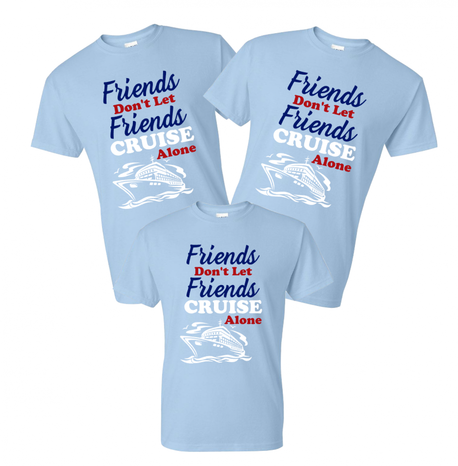 fae9142b0 Cruise Family Vacation T-Shirts | The Official Site of Logan To Layla