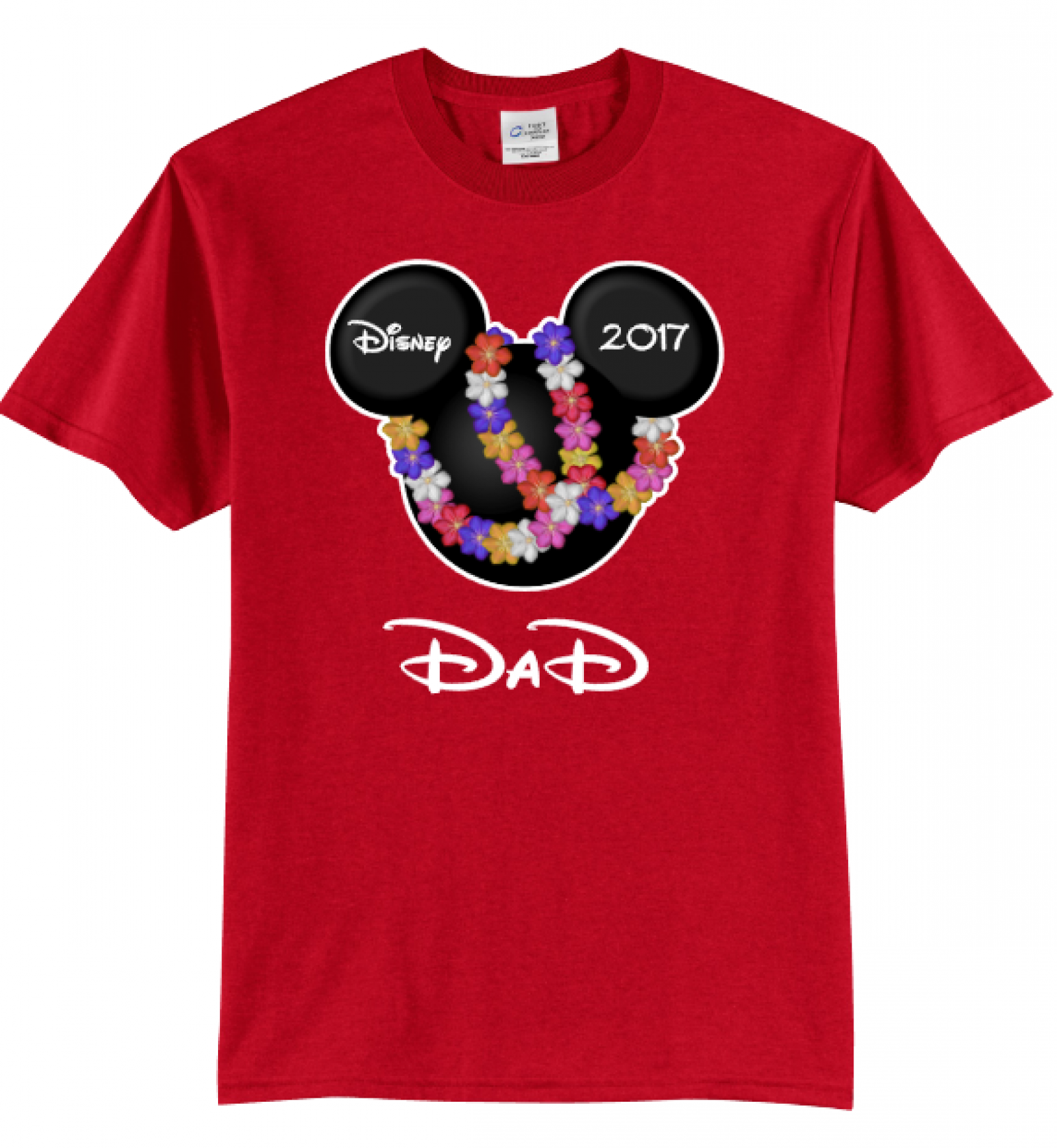 0c8c9bd7 ... Disney Hawaii Family Shirt / Pants Mickey and Minnie Vacation T-Shirt  Bottoms ...