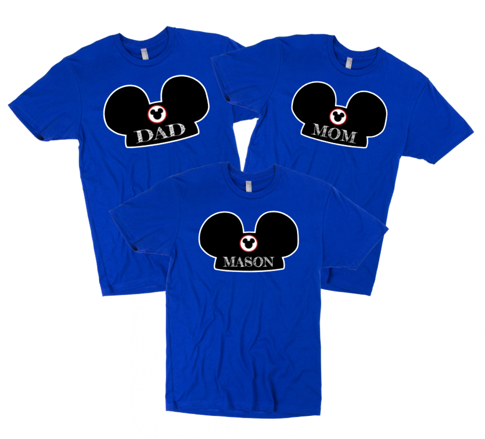 Disney Mickey Mouse Matching Family Shirts | The Official ...