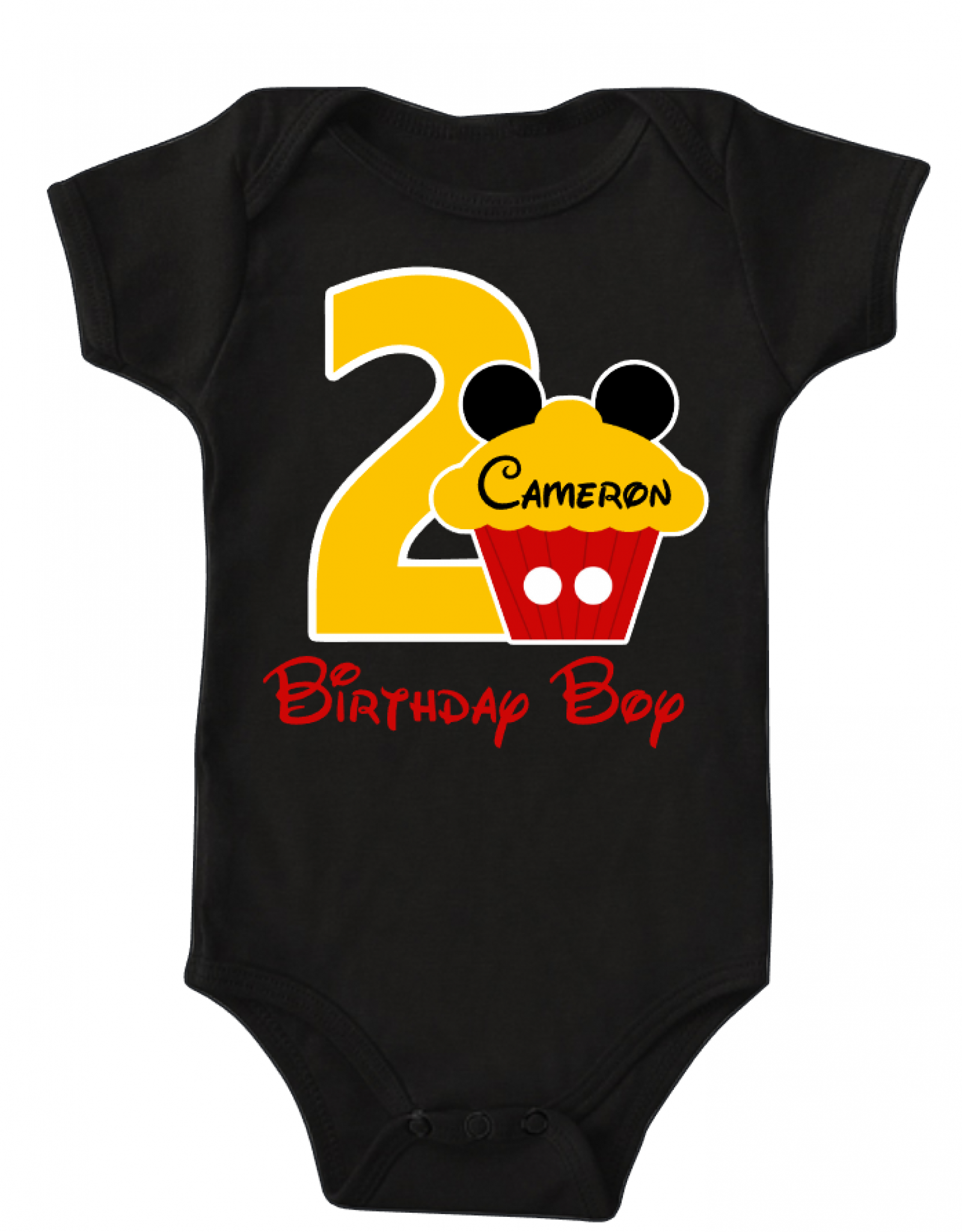 Disney Birthday Boy Family Vacation T Shirts