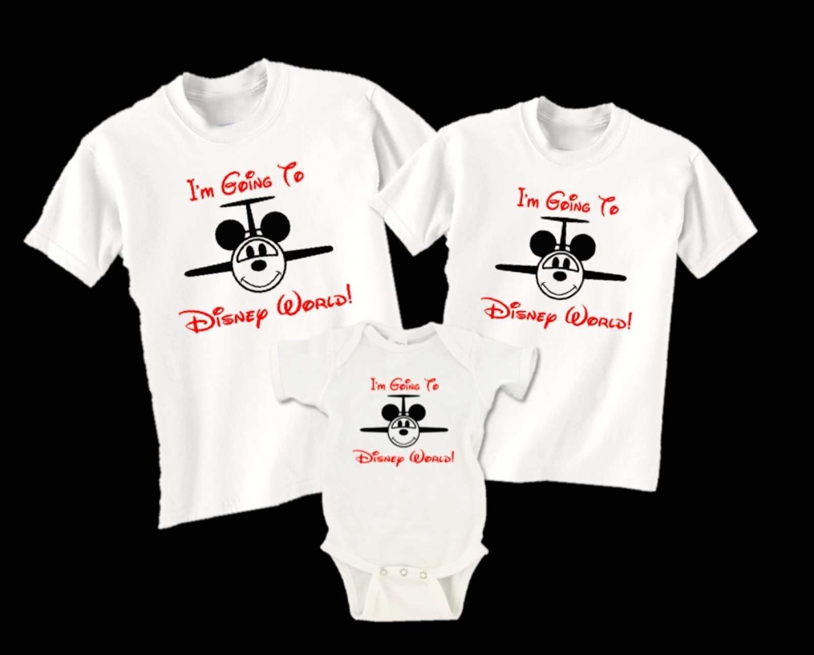 Disney custom family vacation t shirts the official site for Custom t shirts family vacation